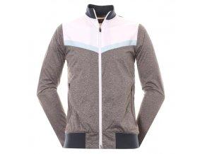 Callaway Full Zipped Ribbed Jacket pánská golfová bunda