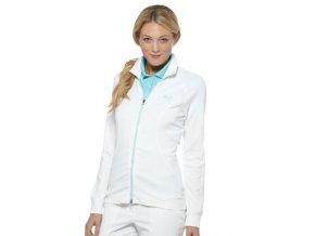 Puma dámská golfová bunda bílá