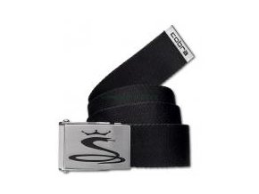 Cobra hadrový pásek černý