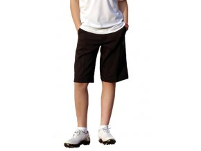 puma jr short blk