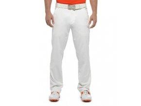 Puma junior golfové kalhoty bílé
