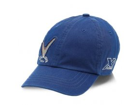 CW junior cap blue