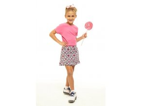 Girl Party Time Junior Skort