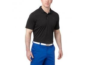 Puma pounce pánské golfové tričko černé