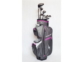 PowerBilt TPX dámský golfový full set, grafit, pravý