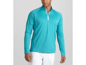 LS polo vivid blue1