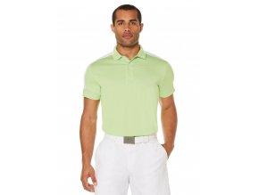Callaway Shoulder Block pánské golfové tričko zelené