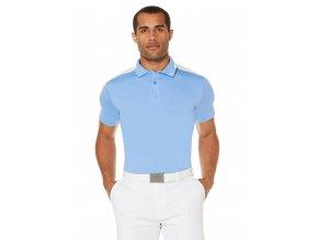 Callaway Shoulder Block pánské golfové tričko modré