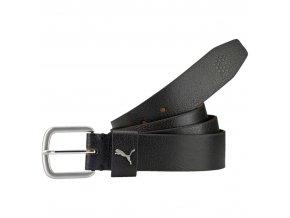 Puma Go To CTL golfový kožený pásek černý