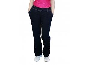 Dámské golfové kalhoty Adidas černé