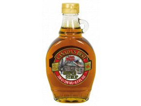 116JS001 Javorovy sirup 250 ml