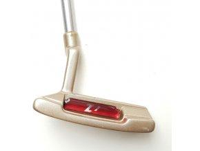 Kids golf dětský putter Z1 na pravou stranu věk 2+ červený