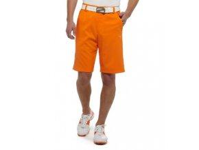 Puma Essential Pounce pánské golfové kraťasy oranžové