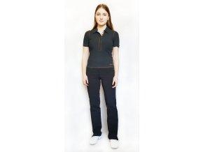 Dámské golfové kalhoty BackTee černé