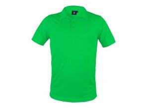 Tony Trevis pánské golfové tričko zelené
