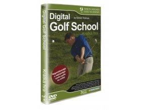 DVD Digitální škola golfu - Krátká hra
