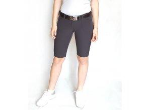 Tony Trevis dámské slim fit kraťasy černé