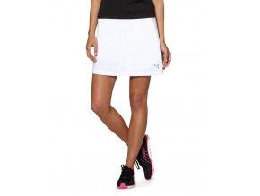 Puma dámská golfová sukně bílá