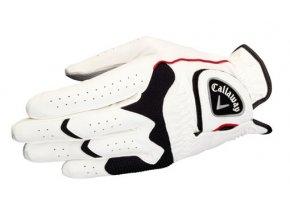Dámská golfová rukavice Callaway All Weather bílá