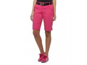 Puma dámské golfové kraťasy růžové