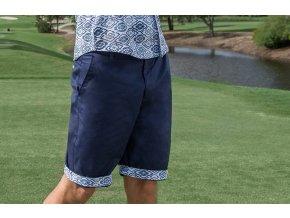 Puma Aloha pánské golfové kraťasy tmavě modré
