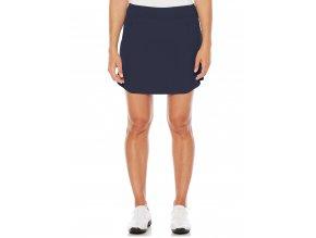 Callaway dámská golfová perforovaná sukně tmavomodrá