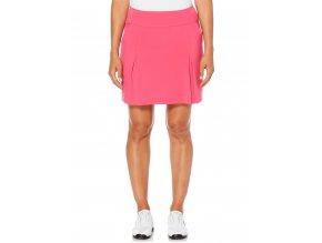 Callaway 18 All Day dámská golfová sukně růžová