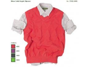BackTee pánská golfová vesta - červená