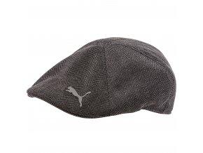 Puma Lifestyle Cap golfová bekovka šedá