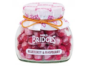 Mrs Bridges cucavé bonbony Borůvka s malinou