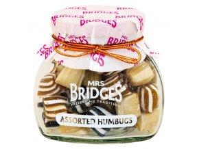 Mrs. Bridges Mix mentolových bonbonů 155g