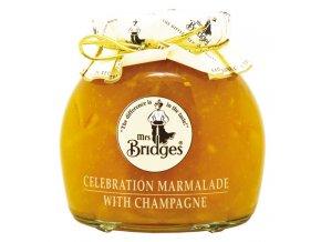 Mrs. Bridges zavařenina Pomeranč se šampaňským 340g