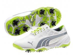 Puma BIOFUSION pánské golfové boty bílé