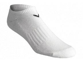 Callaway nízké golfové ponožky bílé