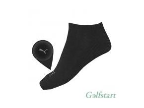 Puma pánské golfové ponožky Jump Sneakers černé 2 páry