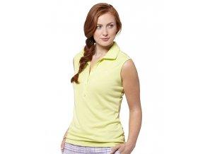 Puma dámské golfové tričko bez rukávů - sunny