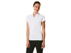 cw ladies polo white1
