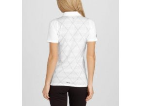 ladies polo white2