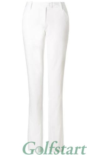 Callaway golf Callaway Solid Pant dámské golfové kalhoty bílé Velikost: 34