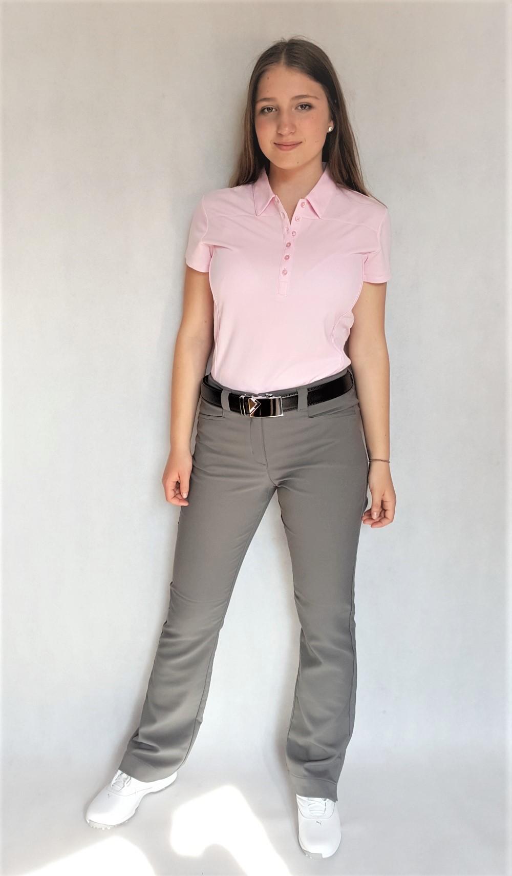 Callaway golf Callaway ladies warm kalhoty šedé Velikost: 34