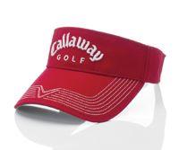 Callaway golf Callaway PRO STITCH Visor - red