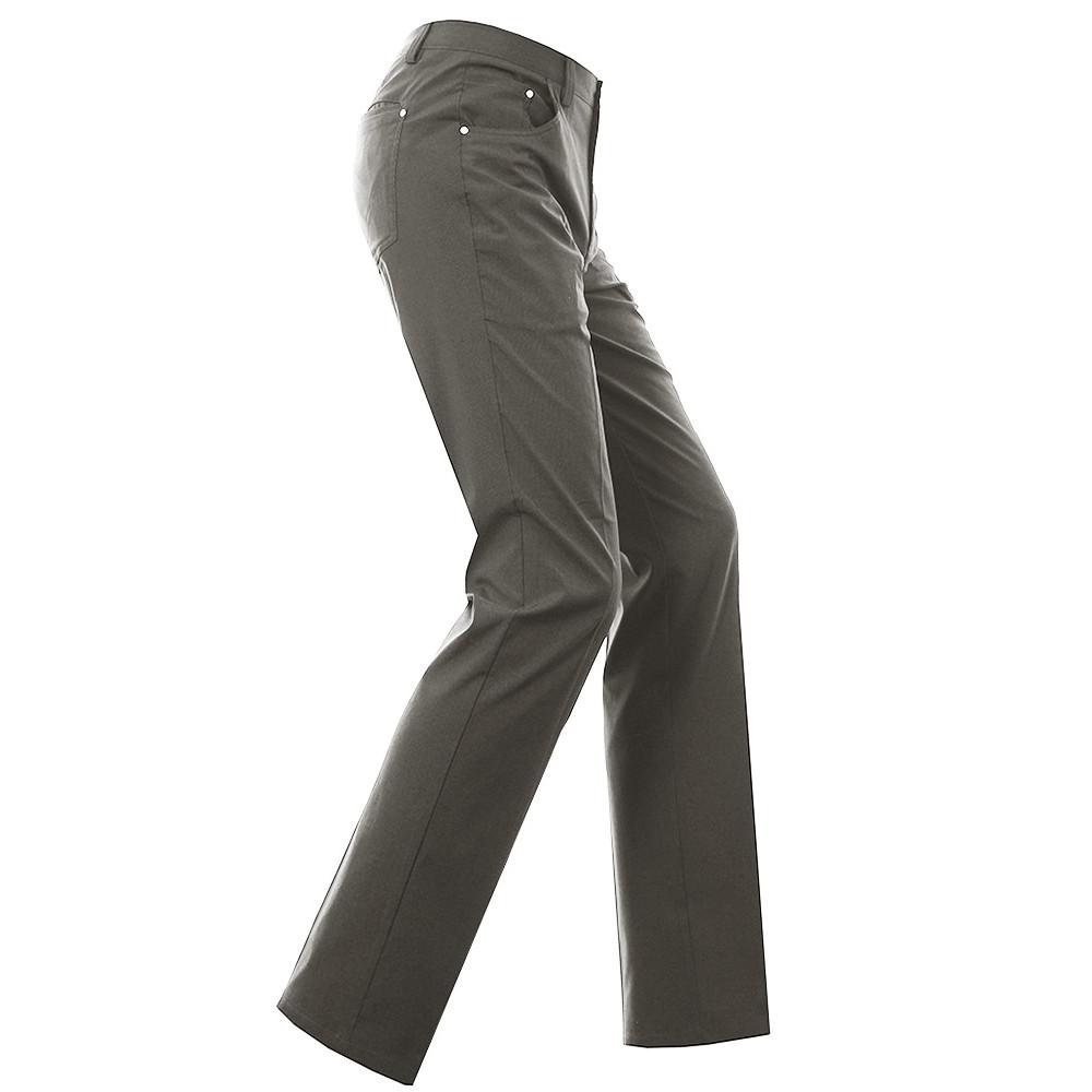 Puma golf Puma 6 Pocket pánské golfové kalhoty - antracitová Velikost: 36/34