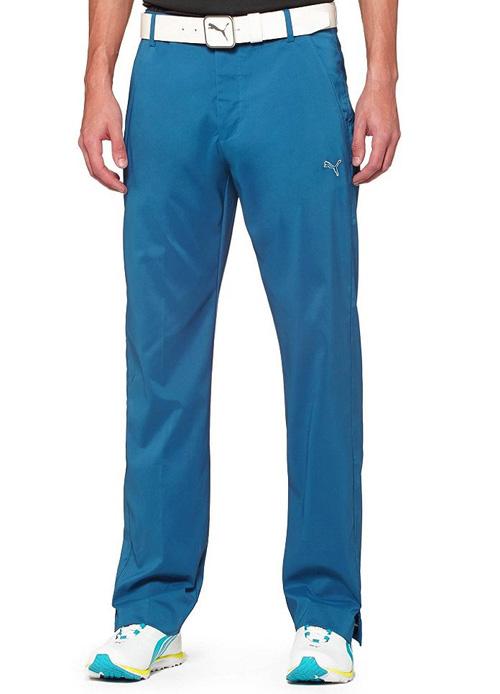 Puma golf Pánské kalhoty Puma Tech 6 pocket pant modré Velikost: 38/34