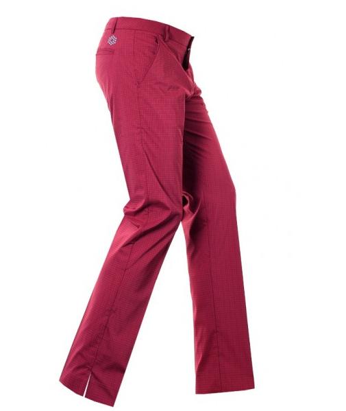 Puma golf Puma plaid tech style pant- pánské kostkované kalhoty Velikost: 30/34