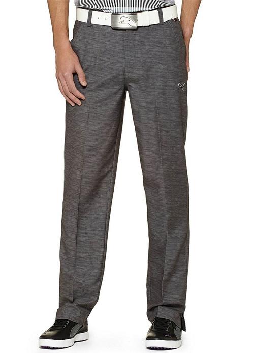 Puma Golf Monolite pánské kalhoty černé Velikost: 32/36