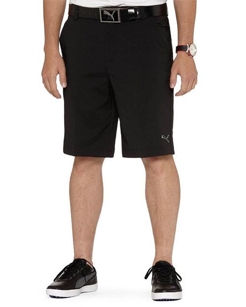 Puma Golf Tech pánské golfové kraťasy černé Velikost: 36