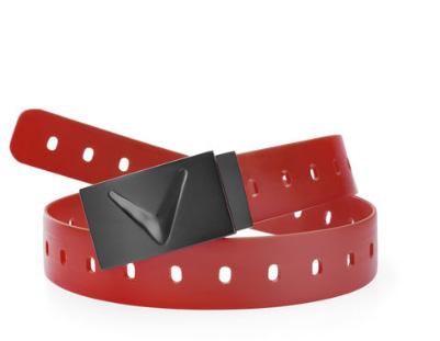 Callaway golf Callaway rubber belt UNISEX - červený