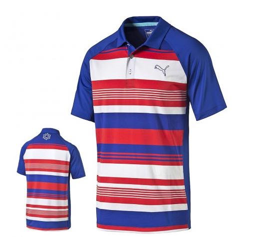 Puma golf Puma Junior Roadmap Polo - chlapecké golfové tričko Velikost: 164