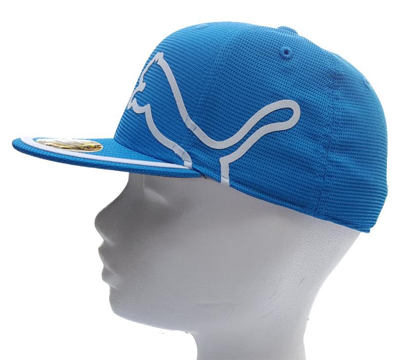 Puma golf Puma Monolite Dry 210 dětská čepice - modrá