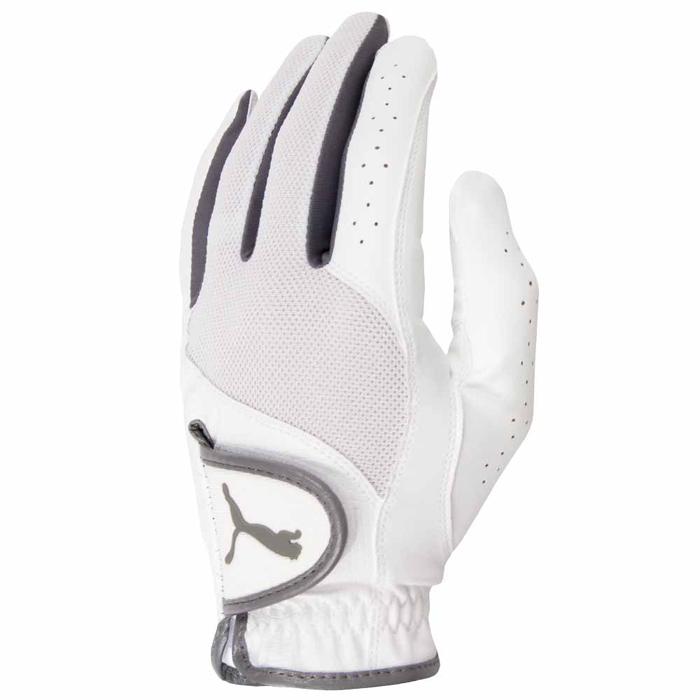 Puma Junior Sport Perform golfová rukavice bílá Velikost: Levá S